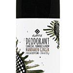 Alaffia Deodorant with Charcoal Turmeric & Neem Mandarin Ginger -- 2.65 oz   Comprar Suplemento em Promoção Site Barato e Bom