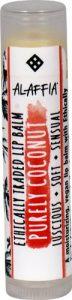 Alaffia Everyday Coconut Ethically Traded Lip Balm Purely Coconut -- 0.15 oz   Comprar Suplemento em Promoção Site Barato e Bom
