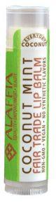 Alaffia Everyday Coconut Fair Trade Lip Balm Coconut Mint -- 0.15 oz   Comprar Suplemento em Promoção Site Barato e Bom