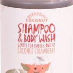 Alaffia Everyday Coconut® Shampoo & Body Wash for Babies and Up Coconut Strawberry -- 16 fl oz   Comprar Suplemento em Promoção Site Barato e Bom