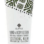 Alaffia Hand & Body Lotion with Turmeric Soothing Neem -- 8 fl oz   Comprar Suplemento em Promoção Site Barato e Bom