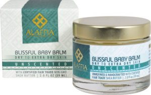 Alaffia Shea Butter Blissful Baby Balm Unscented -- 2 fl oz   Comprar Suplemento em Promoção Site Barato e Bom