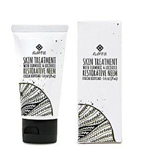 Alaffia Skin Treatment Restorative Neem with Turmeric & Licorice -- 1 fl oz   Comprar Suplemento em Promoção Site Barato e Bom