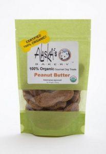 Alaska's Bakery 100% Organic Gourmet Peanut Butter Dog Treats -- 6 oz   Comprar Suplemento em Promoção Site Barato e Bom