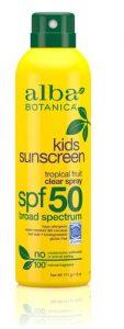 Alba Botanica® Active Kids Clear Spray Very Emollient™ Sunscreen -- 6 fl oz   Comprar Suplemento em Promoção Site Barato e Bom