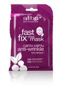 Alba Botanica™ Fast Fix Sheet Mask Camu Camu Anti-Wrinkle -- 1 Mask   Comprar Suplemento em Promoção Site Barato e Bom