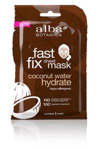 Alba Botanica™ Fast Fix Sheet Mask Coconut Water Hydrate -- 1 Mask   Comprar Suplemento em Promoção Site Barato e Bom