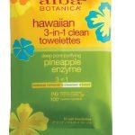 Alba Botanica® Hawaiian 3-in-1 Clean Towelettes Pineapple Enzyme -- 10 Towelettes   Comprar Suplemento em Promoção Site Barato e Bom