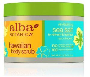 Alba Botanica® Hawaiian Body Scrub Sea Salt -- 14.5 oz   Comprar Suplemento em Promoção Site Barato e Bom