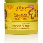 Alba Botanica® Hawaiian Deep Conditioning Minute Mask Real Repair Cocoa Butter -- 5.5 oz   Comprar Suplemento em Promoção Site Barato e Bom