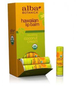 Alba Botanica Hawaiian Lip Balm Coconut Cream -- 0.15 oz   Comprar Suplemento em Promoção Site Barato e Bom