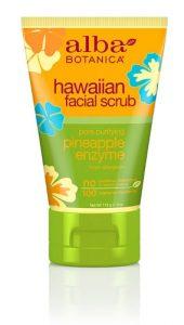 Alba Botanica™ Hawaiian Pineapple Enzyme Facial Scrub -- 4 fl oz   Comprar Suplemento em Promoção Site Barato e Bom