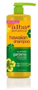 Alba Botanica™ Hawaiian Shampoo Go Smooth Gardenia -- 32 oz   Comprar Suplemento em Promoção Site Barato e Bom