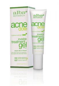 Alba Botanica® Natural Acnedote Invisible Treatment Gel -- 0.5 oz   Comprar Suplemento em Promoção Site Barato e Bom