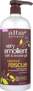 Alba Botanica™ Very Emollient Bath and Shower Gel Coconut Rescue -- 32 fl oz   Comprar Suplemento em Promoção Site Barato e Bom