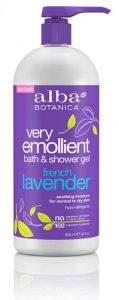 Alba Botanica® Very Emollient Bath and Shower Gel French Lavender -- 32 fl oz   Comprar Suplemento em Promoção Site Barato e Bom