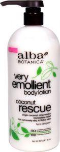 Alba Botanica® Very Emollient Body Lotion Coconut Rescue -- 32 oz   Comprar Suplemento em Promoção Site Barato e Bom