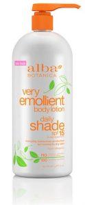 Alba Botanica® Very Emollient Natural Body Lotion SPF 15 -- 32 fl oz   Comprar Suplemento em Promoção Site Barato e Bom
