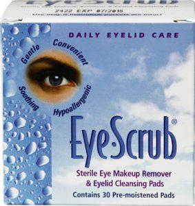 Alcon Eye Scrub Sterile Eye Makeup Remover & Eyelid Cleansing Pads -- 30 Pads   Comprar Suplemento em Promoção Site Barato e Bom