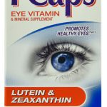 Alcon I Caps Eye Vitamin and Mineral Supplement Lutein & Zeaxanthin Formula -- 120 Coated Tablets   Comprar Suplemento em Promoção Site Barato e Bom