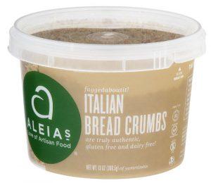 Aleia's Bread Crumbs Gluten Free Italian -- 13 oz   Comprar Suplemento em Promoção Site Barato e Bom