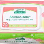 Aleva Naturals Bamboo Baby® Sensitive Wipes -- 72 Wipes   Comprar Suplemento em Promoção Site Barato e Bom