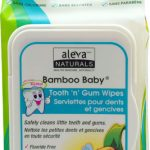 Aleva Naturals Bamboo Baby® Tooth 'n' Gum Wipes -- 30 Wipes   Comprar Suplemento em Promoção Site Barato e Bom