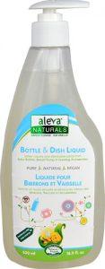 Aleva Naturals Bottle & Dish Liquid Fragrance Free -- 16.9 fl oz   Comprar Suplemento em Promoção Site Barato e Bom