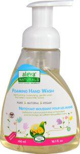 Aleva Naturals Foaming Hand Wash Water Lily -- 10.1 fl oz   Comprar Suplemento em Promoção Site Barato e Bom
