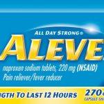 Aleve Caplets -- 220 mg - 270 Caplets   Comprar Suplemento em Promoção Site Barato e Bom