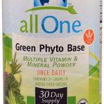 All One Nutritech Green Phyto Base Multiple Vitamin and Mineral Powder -- 15.9 oz   Comprar Suplemento em Promoção Site Barato e Bom