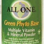 All One Nutritech Green Phyto Base Multiple Vitamin and Mineral Powder -- 2.2 lbs   Comprar Suplemento em Promoção Site Barato e Bom