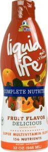 All One Nutritech Liquid Life® Multi Vitamin Complete Nutrition Fruit -- 32 fl oz   Comprar Suplemento em Promoção Site Barato e Bom