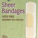 All Terrain Sheer Bandages Latex Free -- 40 Bandages   Comprar Suplemento em Promoção Site Barato e Bom