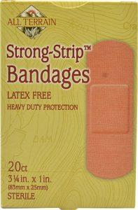 All Terrain Strong Strip Bandages Latex Free -- 20 Bandages   Comprar Suplemento em Promoção Site Barato e Bom