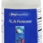 Allergy Research Group ALA Release -- 60 Tablets   Comprar Suplemento em Promoção Site Barato e Bom