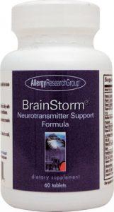 Allergy Research Group Brainstorm -- 60 Tablets   Comprar Suplemento em Promoção Site Barato e Bom