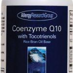Allergy Research Group Coenzyme Q10 with Tocotrienols -- 200 Softgels   Comprar Suplemento em Promoção Site Barato e Bom