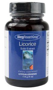 Allergy Research Group Licorice Solid Extract -- 4 oz   Comprar Suplemento em Promoção Site Barato e Bom