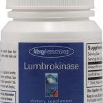 Allergy Research Group Lumbrokinase -- 30 Capsules   Comprar Suplemento em Promoção Site Barato e Bom