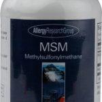 Allergy Research Group MSM -- 150 Vegetarian Capsules   Comprar Suplemento em Promoção Site Barato e Bom