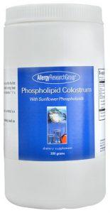 Allergy Research Group Phospholipid Colostrum -- 300 Grams   Comprar Suplemento em Promoção Site Barato e Bom