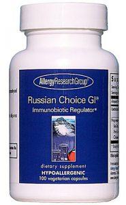 Allergy Research Group Russian Choice GI -- 100 Vegetarian Capsules   Comprar Suplemento em Promoção Site Barato e Bom