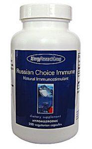 Allergy Research Group Russian Choice Immune -- 200 Vegetarian Capsules   Comprar Suplemento em Promoção Site Barato e Bom
