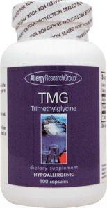 Allergy Research Group TMG Trimethylglycine -- 750 mg - 100 Capsules   Comprar Suplemento em Promoção Site Barato e Bom