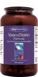 Allergy Research Group VascuStatin Formula -- 120 Capsules   Comprar Suplemento em Promoção Site Barato e Bom
