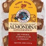 Almondina Biscuits Almond & Ginger -- 4 oz   Comprar Suplemento em Promoção Site Barato e Bom