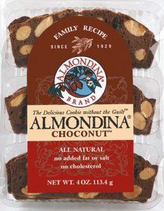 Almondina Biscuits Choconut™ Almond and Chocolate -- 4 oz   Comprar Suplemento em Promoção Site Barato e Bom