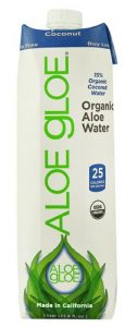 Aloe Gloe Organic Aloe Water Coconut -- 33.8 fl oz   Comprar Suplemento em Promoção Site Barato e Bom