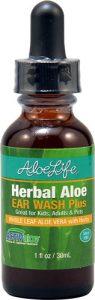 Aloe Life Herbal Aloe ™ Ear Wash Plus -- 1 fl oz   Comprar Suplemento em Promoção Site Barato e Bom